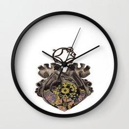 Doctor Who Regeneration Wall Clock