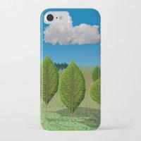 botanical iPhone & iPod Cases featuring Botanical by Deborah Verhoeven