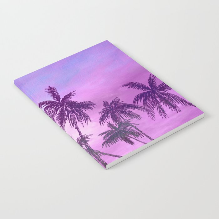 Palm Trees 3 Notebook
