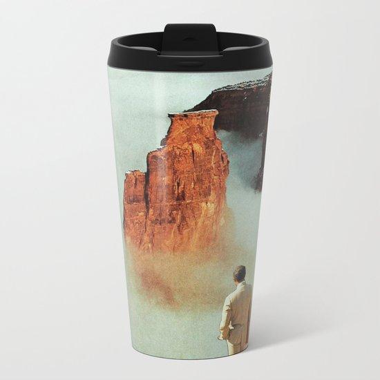 Una parte del sueño Metal Travel Mug