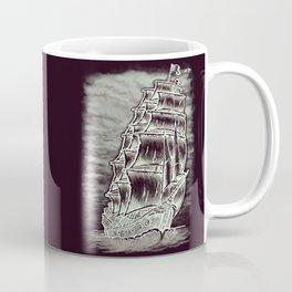 Caleuche Ghost Pirate Ship Variant Coffee Mug
