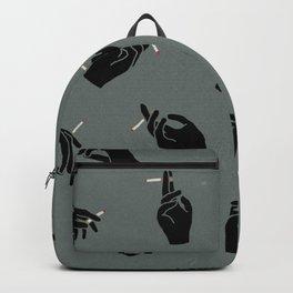 Thanks for smoking / Illustration Backpack