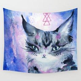 Lynx Cat : Magic Maker Wall Tapestry