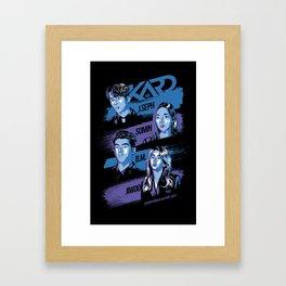 KARD - You In Me Framed Art Print