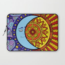 The Moons Love Laptop Sleeve
