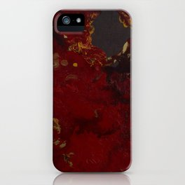 Pancytopenia iPhone Case