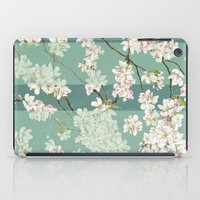 sakura iPad Cases featuring Sakura by Maria Durgarian