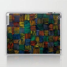 Bold, Rhythmic Color Laptop & iPad Skin