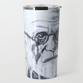 Melting Freud Travel Mug