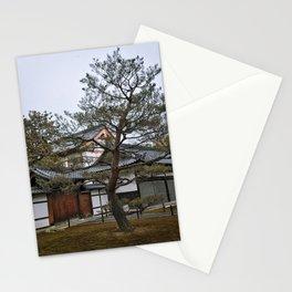 Golden Pavilion in Kyoto, Japan Stationery Cards
