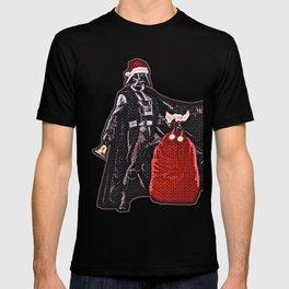 Santa Vader T-shirt