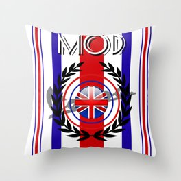 We are the MODs XX! Throw Pillow