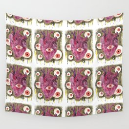 Heart Wall Tapestry