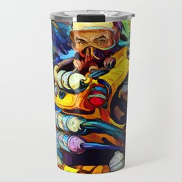 toxic trapper Travel Mug