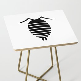Bugs: abstract Isopod Side Table