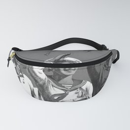 perestroika, Long live the young pioneers - a worthy replacement of the Leninist-Stalinist Komsomol! Fanny Pack