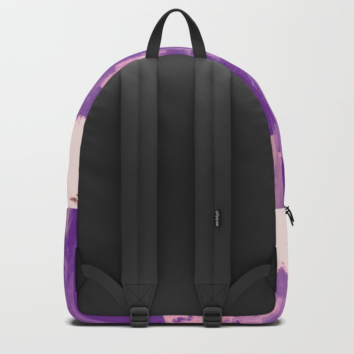 Snow Dreams in Autumn, Solar Flares Series Backpack