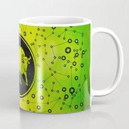Taurus Zodiac Sign Earth element Coffee Mug
