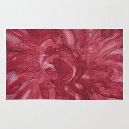 rose theme Rug
