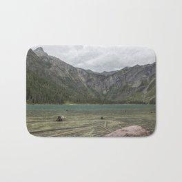 Avalanche Lake No. 2 - Glacier NP Bath Mat