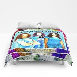 Queen Bea Smith Comforters