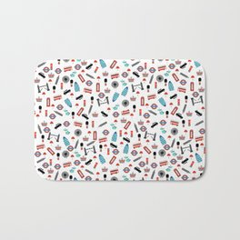 London Icons Bath Mat