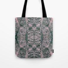 pink woods Tote Bag
