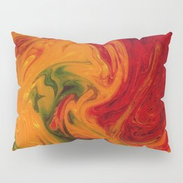 Marble Texture Pillow Sham