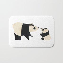 Origami Giant Panda Bath Mat