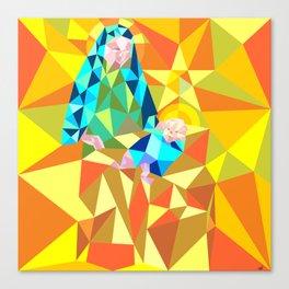The Manger III Canvas Print