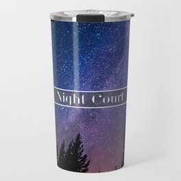 Night Court Travel Mug