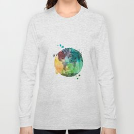 World Banded together Long Sleeve T-shirt