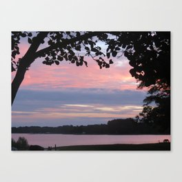 Sunset Collection Canvas Print