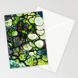 Louis Comfort Tiffany - Decorative stained glass 7. Stationery Cards