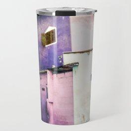 Aquarelle City Travel Mug