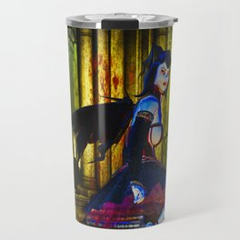 Dark Fairy Travel Mug