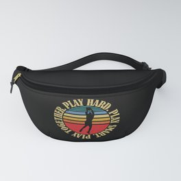 Play Together Play Hard Play Smart Fanny Pack