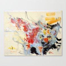 09 Wolf Canvas Print