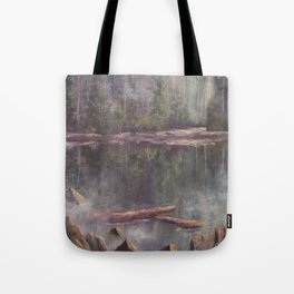 Quiet Reflections AC120811a Tote Bag