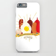 Breakfast time iPhone 6s Slim Case