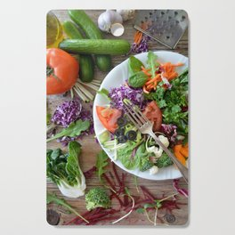 Let's salad ! 2 Cutting Board