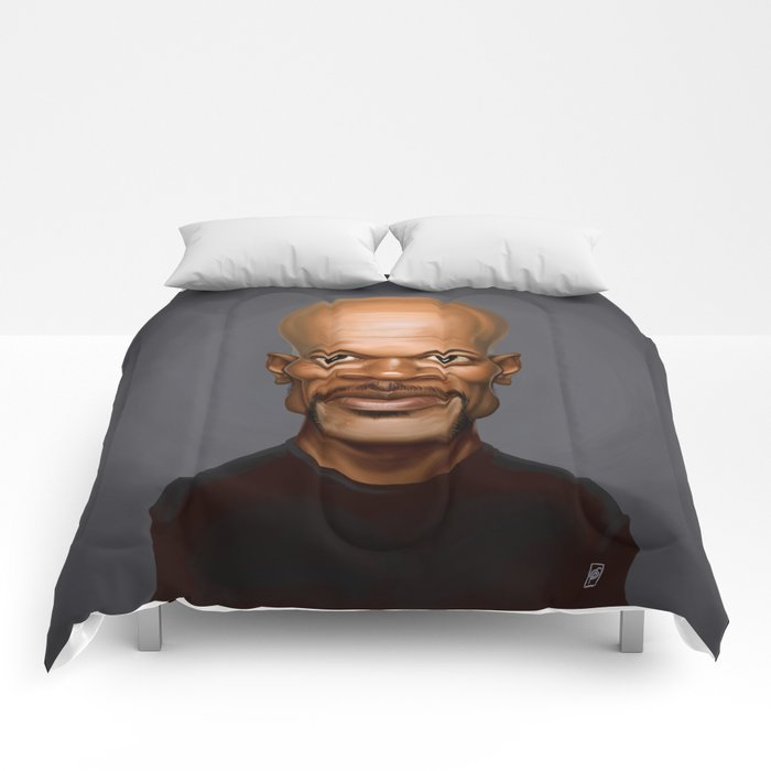 Celebrity Sunday ~ Samuel L Jackson Comforters
