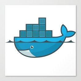 Docker Canvas Print