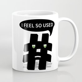 Hashtag Coffee Mug