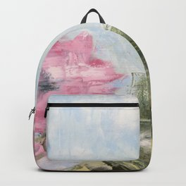geraniums II Backpack