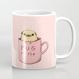 Pug of Tea Kaffeebecher