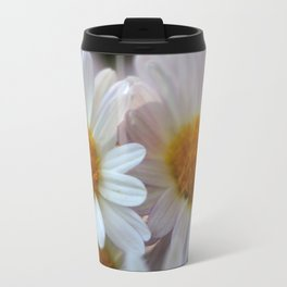 Hazy Day Daisies  Travel Mug