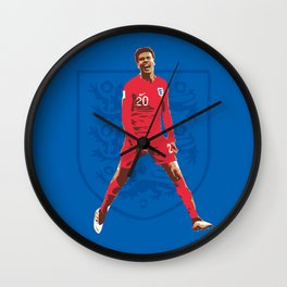 Dele Alli - Delé Wall Clock