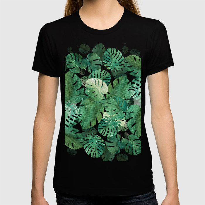 Palm Leaves Boom! T-shirt