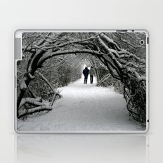 Witch in the Wood Laptop & iPad Skin